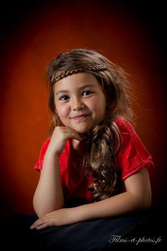 Photo enfant Rouen, photographe portraitiste